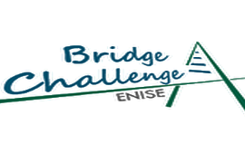 Paul, Ugo et Thomas au Bridge Challenge ENISE