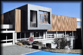 Restructuration IUT / 7,5 M€